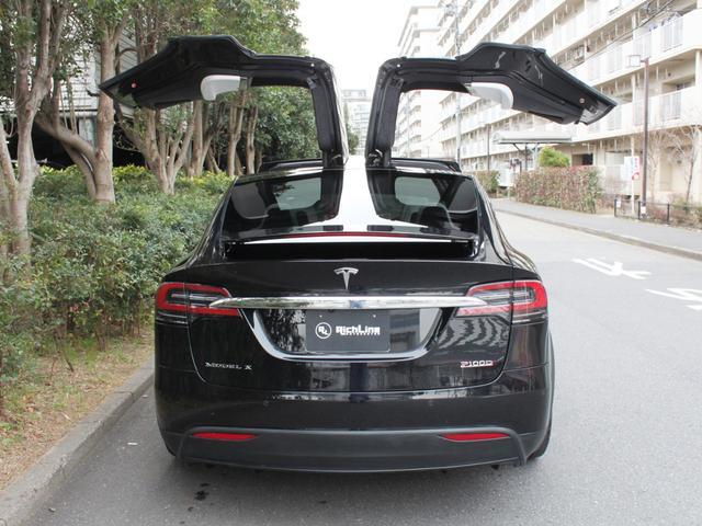 「テスラ」「モデルX」「SUV・クロカン」「東京都」の中古車17