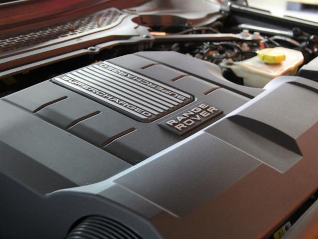 5.0 V8 スーパーチャージド ヴォーグ 4WD(11枚目)