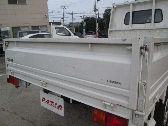 トヨタ タウンエーストラック DX ETC エアコン パワステ