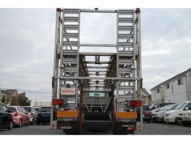 3台積み積載車 細谷車体(5枚目)