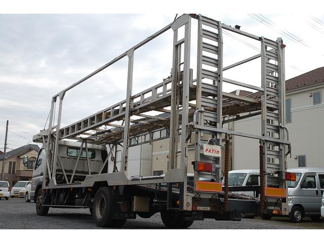 3台積み積載車 細谷車体(6枚目)