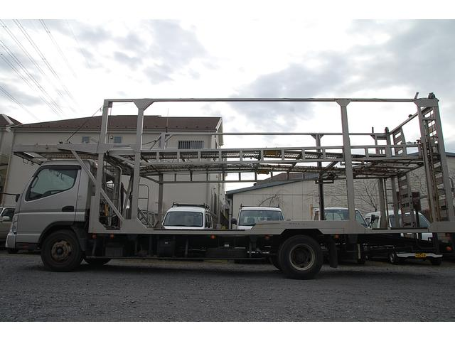 3台積み積載車 細谷車体(8枚目)