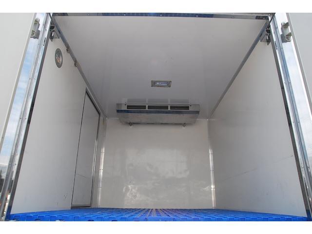 冷蔵冷凍車 -25℃設定 日章冷凍製 5速MT 記録簿(6枚目)