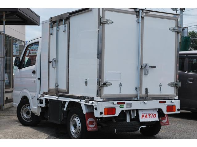 冷蔵冷凍車 -25℃設定 日章冷凍製 5速MT 記録簿(18枚目)