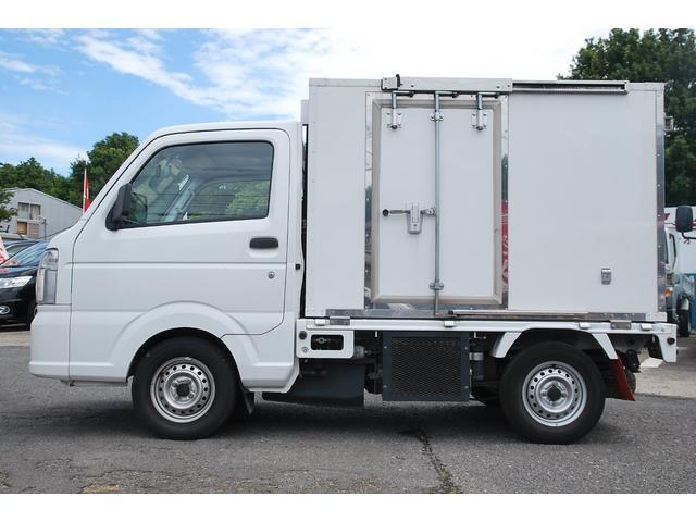 冷蔵冷凍車 -25℃設定 日章冷凍製 5速MT 記録簿(23枚目)