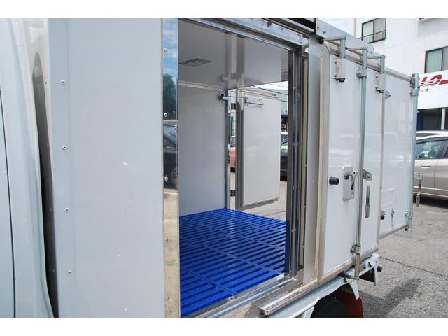 冷蔵冷凍車 -25℃設定 日章冷凍製 5速MT 記録簿(29枚目)