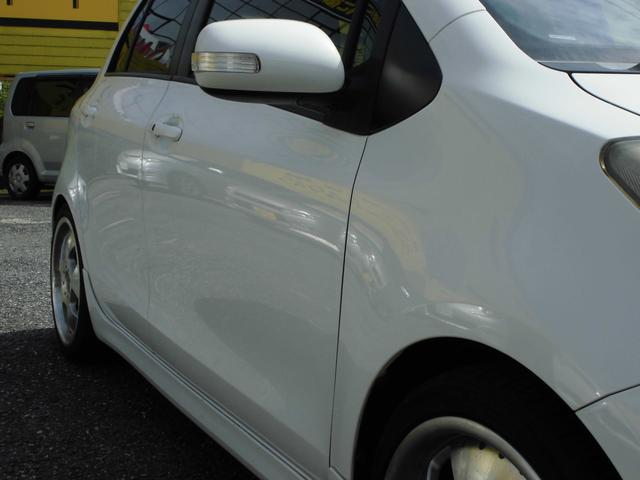 RS 5速マニュアル ワンオーナー禁煙車 ダウンサス付き(4枚目)