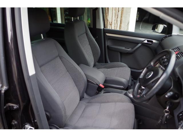 フォルクスワーゲン VW ゴルフトゥーラン GLi HDDナビ ETC 記録簿