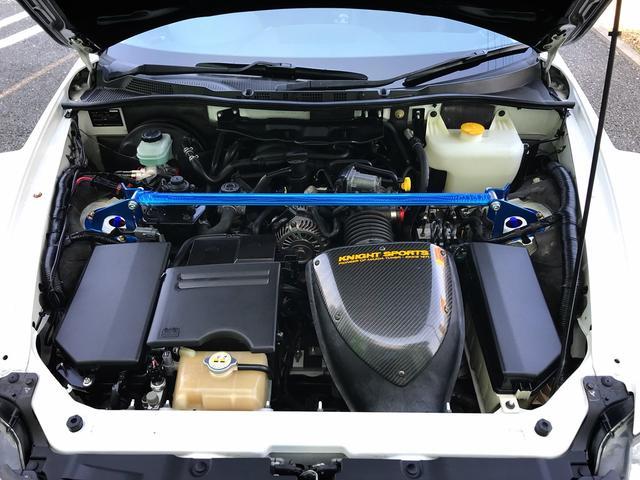 マツダ RX-8 タイプRS GTウィング・Rマジックマフラー・社外エアロ