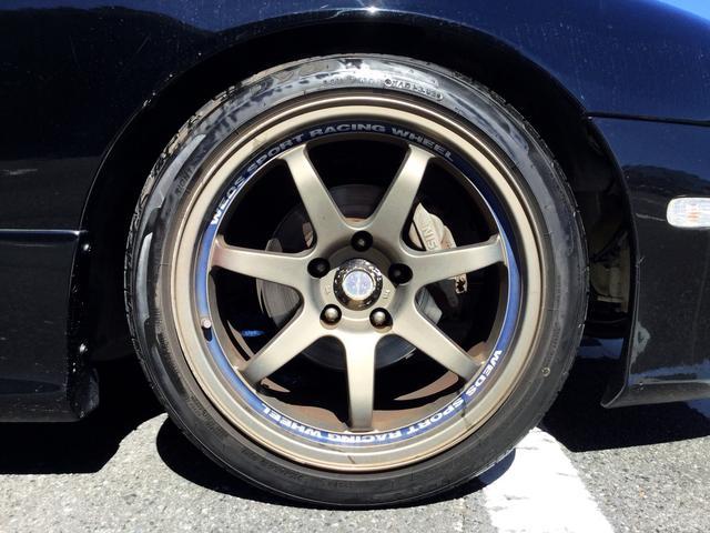 日産 シルビア K's・BRIDE・HKS・HDDナビ・車高調・マフラー