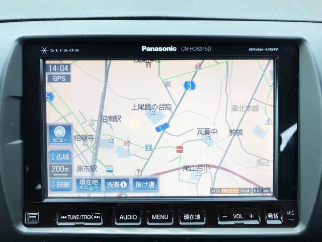 スバル レガシィツーリングワゴン tuned by STI 6速MT ハーフレザー HDDナビ