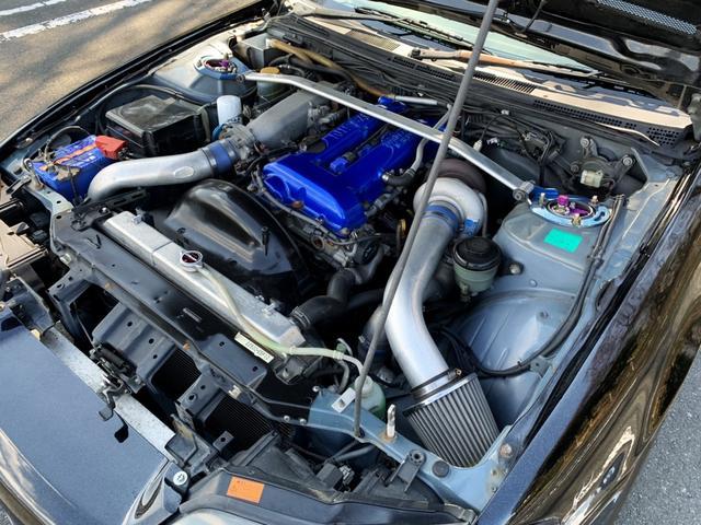 スペックR・ビッグタービン・RBミッション・車高調・F50(10枚目)