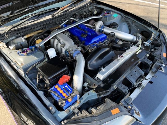 スペックR・ビッグタービン・RBミッション・車高調・F50(11枚目)