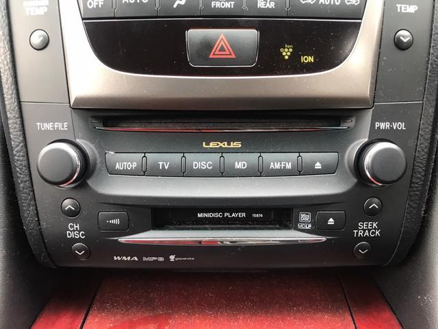 GS450h 本革シート・HDDナビ・スマートキー・ETC(7枚目)