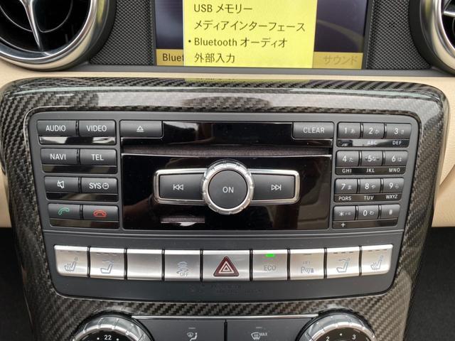 SLK55 AMG 左H・ベージュ革・ナビ・TV・Bカメラ(4枚目)