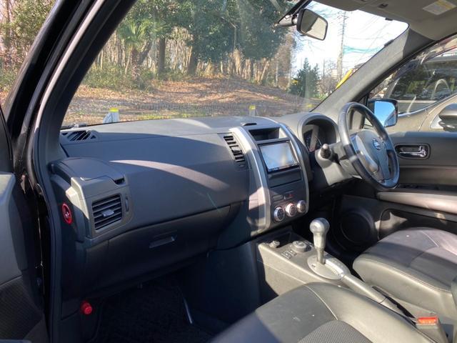 20Xtt ハイパールーフレール・ナビ・ETC・TV・4WD(17枚目)