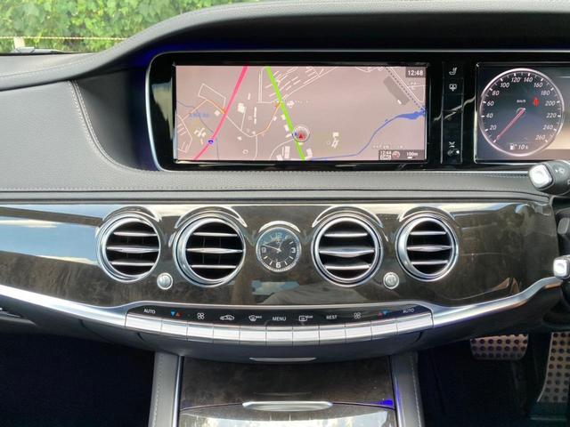 S400hエクスクルーシブ AMGライン レーダーセーフティPKG ブルメスターサウンド 360°カメラ パノラミックスライディングサンルーフ ブラックレザー レーダーセーフティ フルセグ ETC キーレスゴー(7枚目)