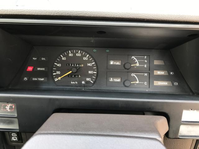 日産 サニーカリフォルニア GL 5速MT