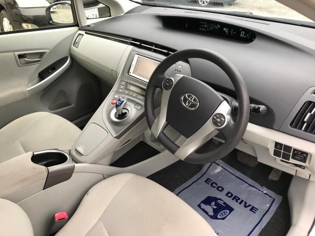 トヨタ プリウス S 後期 純正ナビ スマートキー ETC HID 1年保証付