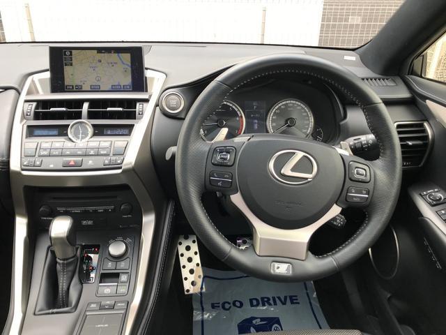 NX200t Fスポ TRDエアロ ムーンルーフ マクレビ(12枚目)