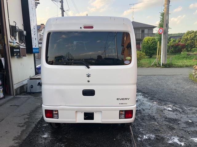 「スズキ」「エブリイ」「コンパクトカー」「東京都」の中古車5