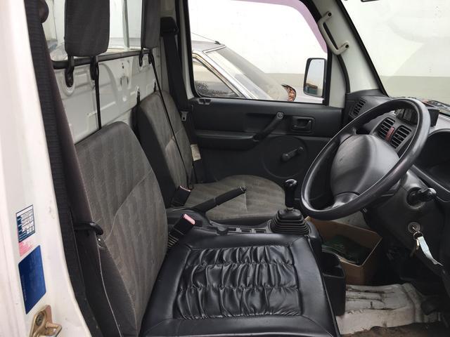 スズキ キャリイトラック 5MT エンジンクラッチ新品交換済 エアコン