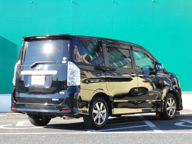 トヨタ ヴォクシー ZS 煌II 両側パワースライド 純正ナビ