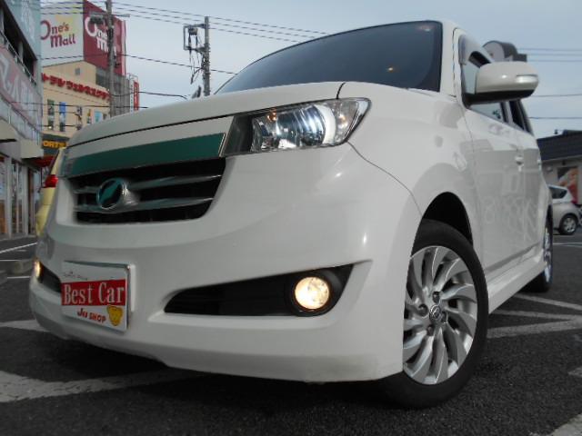 トヨタ bB Z Xバージョン 純正ナビ