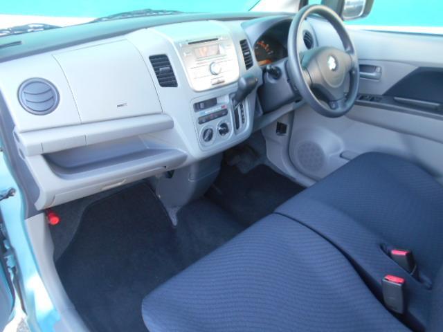 スズキ ワゴンR FX 純正CDデッキ イモビライザー搭載 キーレス ABS