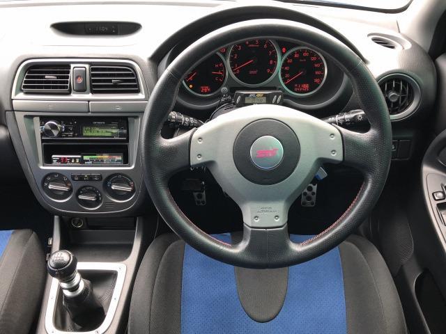スバル インプレッサ WRX STi テイン車高調 走行43500キロ