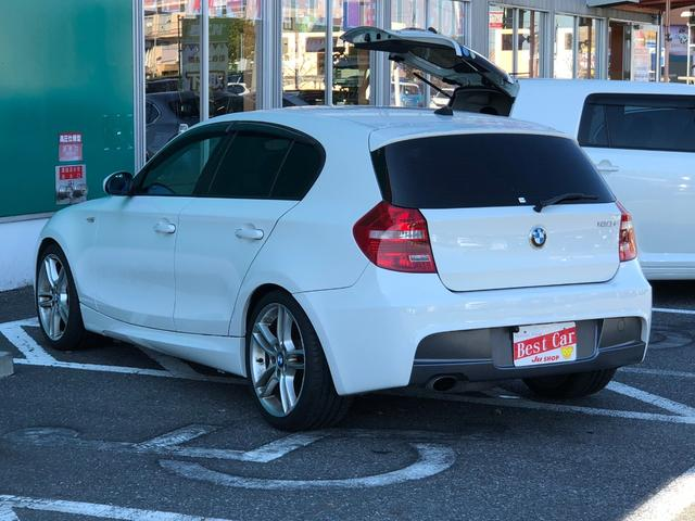 BMW BMW 120i Mスポーツパッケージ プッシュスタート HID