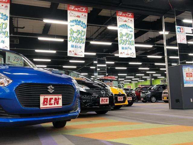 BCN千葉北店では厳選中古車を常時200台展示中!全店25店舗合計では総在庫なんと10.000台!!お客様のご希望の1台を一生懸命お探し致します!!