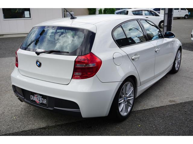 BMW BMW 116i Mスポーツパッケージ ナビ ETC