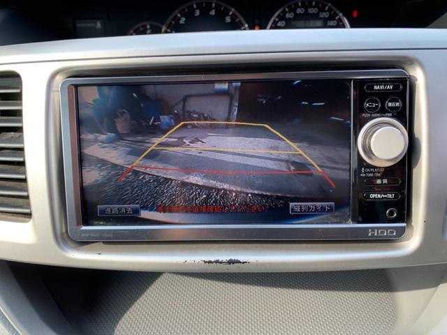 駐車安心のバックカメラ!後方との距離感が掴みやすいです!バックが苦手な方もこれで安心ですね♪