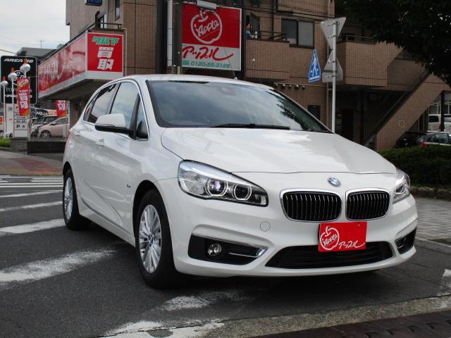 BMW BMW 218iアクティブツアラー ラグジュアリー PKG複数装備