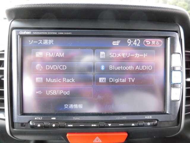 ホンダ N BOXカスタム G・ターボパッケージ ナビ TV 左右電動スライド タイヤ交