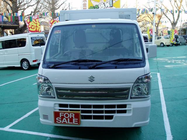 スズキ キャリイトラック KCスペシャル -5℃冷凍車