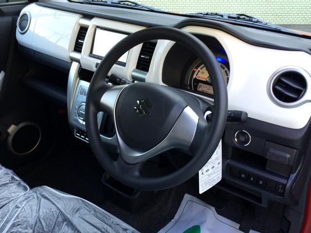 スズキ ハスラー G 4WD S-エネチャージ 純正ナビ付 届出済未使用車