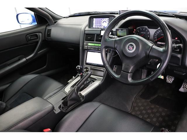 日産 スカイライン GT-R VスペックII ニュルHKS2.8L STEP2