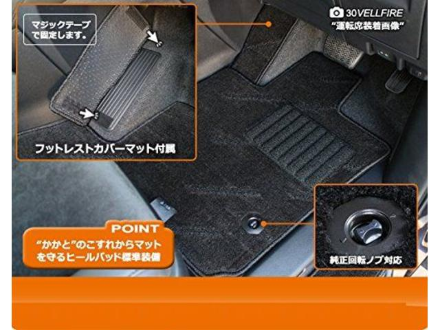 2.5S Cパッケージ 3眼LEDヘッドランプ パワーシート(20枚目)