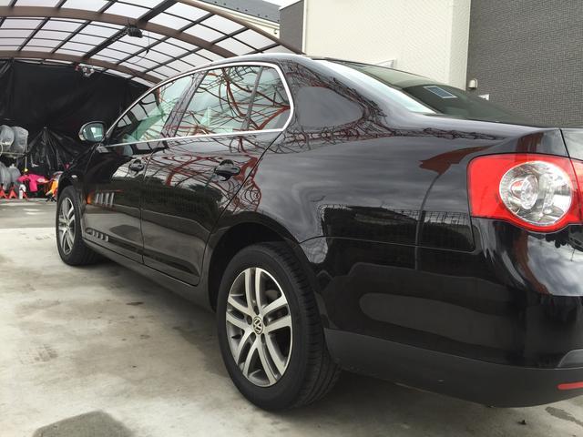 フォルクスワーゲン VW ジェッタ 2.0 HDDナビ 内外装クリーニング済み