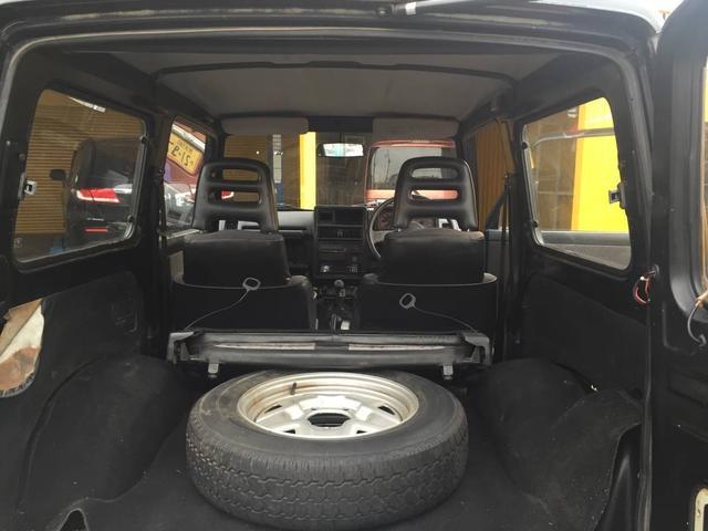 ワイルドウインドリミテッド 5MT 4WD ターボ(8枚目)