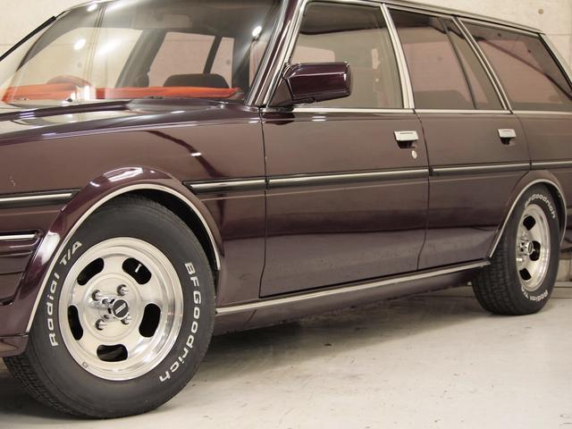 トヨタ マークIIワゴン LGグランデED 希少色 クレスタ前期フェイス Tベル済