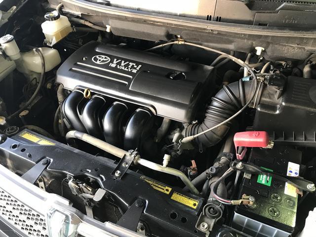 トヨタ アイシス プラタナ スマートキー 18アルミ フリップダウン 1年保証
