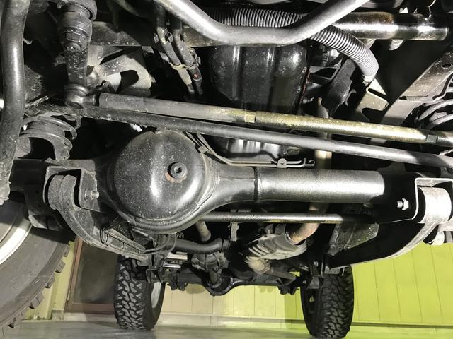 スズキ ジムニーワイド 3インチボディリフト グッドイヤー MTタイヤ 構造変更済
