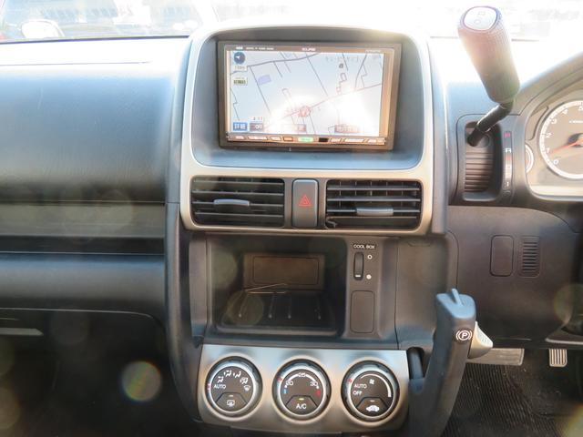 パフォーマiL クラシックスタイル全塗装 黒革調シート 16インチ社外AW マッドタイヤ コラムオートマ HIDライト フォグランプ 革巻きステアリング HDDナビDVD再生CD再生録音フルセグTV  ETC(26枚目)