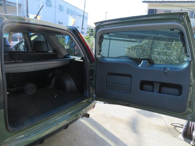 パフォーマiL クラシックスタイル全塗装 黒革調シート 16インチ社外AW マッドタイヤ コラムオートマ HIDライト フォグランプ 革巻きステアリング HDDナビDVD再生CD再生録音フルセグTV  ETC(43枚目)