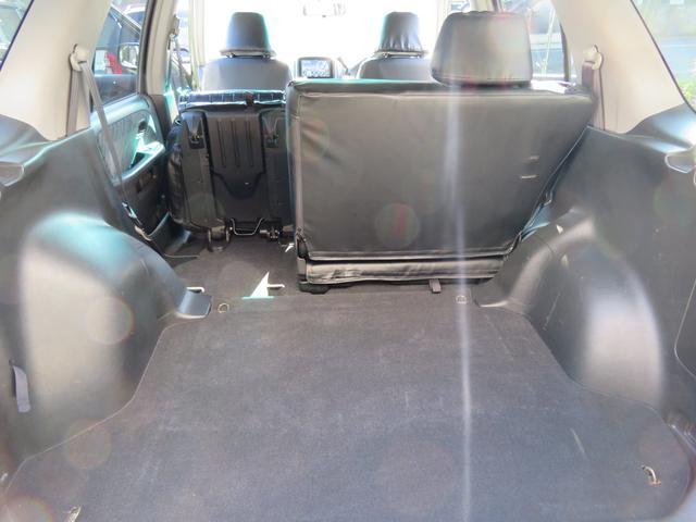 パフォーマiL クラシックスタイル全塗装 黒革調シート 16インチ社外AW マッドタイヤ コラムオートマ HIDライト フォグランプ 革巻きステアリング HDDナビDVD再生CD再生録音フルセグTV  ETC(45枚目)