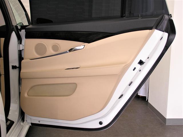 550iグランツーリスモ ハーマンエアロ ハーマンマフラー 21AW ベージュ革 ソフトクローズ 電動リアゲート シートヒーター 純ナビ 地デジ バックカメラ サイドカメラ Mサーバー DVD再生 V8 4,400ターボ(45枚目)