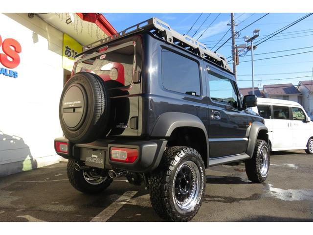 「スズキ」「ジムニーシエラ」「SUV・クロカン」「東京都」の中古車8